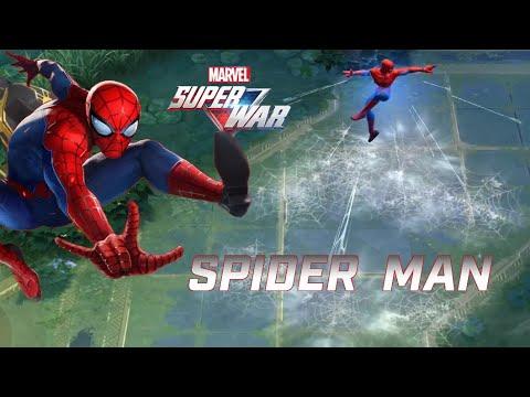 MARVEL Super War: SPIDER MAN (Assassin) Gameplay