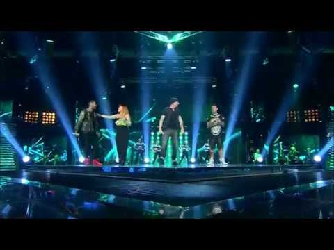 The Voice IT   Serie 2   Live 4   J-Ax, Emis Killa e Fedez a The Voice Of Italy