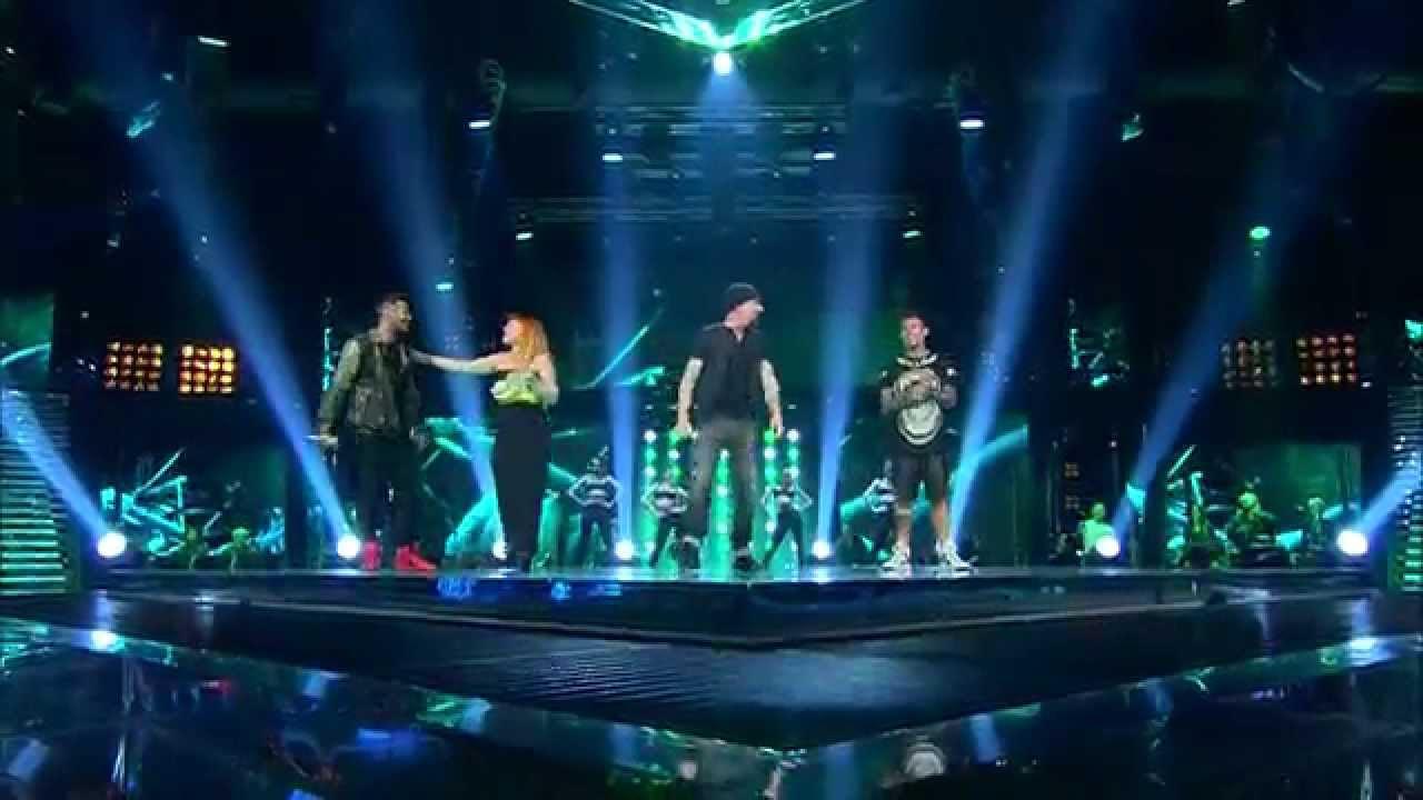 The Voice IT | Serie 2 | Live 4 | J-Ax, Emis Killa e Fedez a The Voice Of Italy