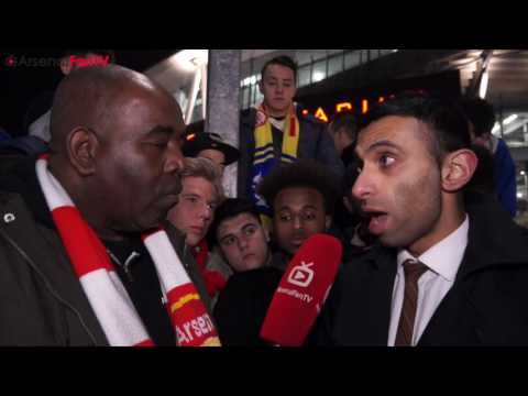 Arsenal 1 Bayern Munich 5 | We Don't Even Know How To Lose Properly says Moh