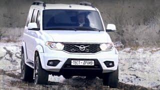 Новый УАЗ Патриот UAZ Patriot 2017 | Обзор, Тест-Драйв, Российский Автопром | Pro Автомобили