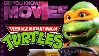TMNT: The Movie that Almost DIDN'T HAPPEN! | Did You Know Movies