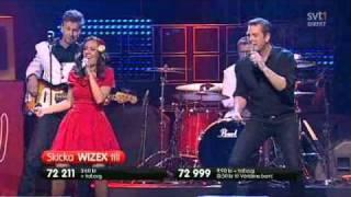 Duel -Wizex - Alla vill till himmelen men ingen vill dö (Dansbandskampen 2010)