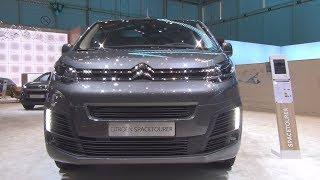 Citroën SpaceTourer Business Lounge XL 2 0 BlueHDi 180 hp S&S EAT6 (2018) Exterior and Interior