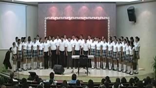 Interpretación del Himno Nacional Mexicano (Secundaria Anáhuac)