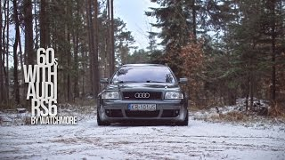 60s WITH AUDI RS6 C5 BY WATCHMORE