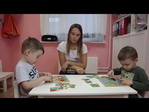 Занятие для детей 3-4 лет №4 | Онлайн детский клуб «Лас-Мамас»