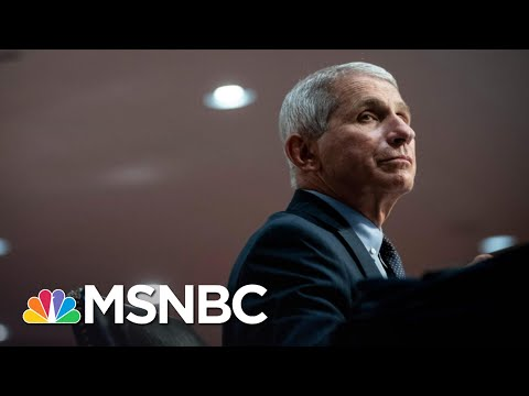 One Year Ago, Fauci Predicted How Bad A Covid Pandemic Could Be   The 11th Hour   MSNBC