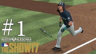 START OF THE SOFTBALL FRANCHISE! | MLB The Show 17 | Softball Franchise #1