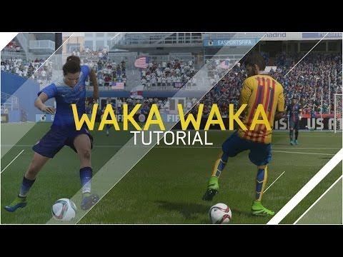 FIFA 16 - RUNNING WAKA WAKA (TUTORIAL)
