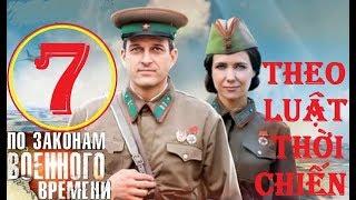 Theo luật thời chiến - Mùa 1. Tập 7: Bí mật Nhà máy quốc phòng | Phim lịch sử chiến tranh (2015)