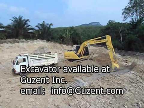 Excavator sales & rental Philippines