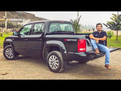 La Primera Pick Up En Nuestro Canal😎 -  VW Amarok
