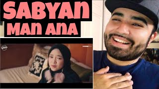 Reacting To Man Ana - Sabyan  Cover