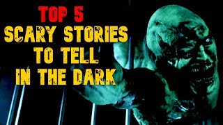 Top 5 Scary Stories to Tell In The Dark In Hindi thumbnail