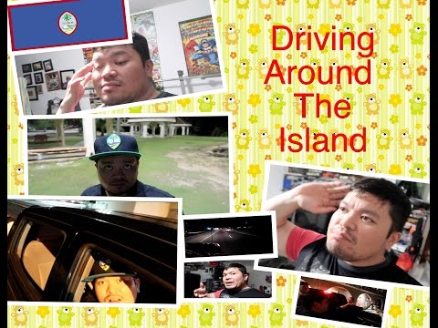 Things to do on Guam: Driving Around The Island