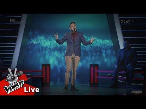 Κωνσταντίνος Αγγελόπουλος - Τόσα καλοκαίρια  2o   The Voice of Greece