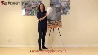 Winsor & Newton Tyne Aluminium Sketching Easel 7006127