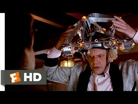 Back to the Future 510 Movie CLIP  Im From the Future 1985 HD