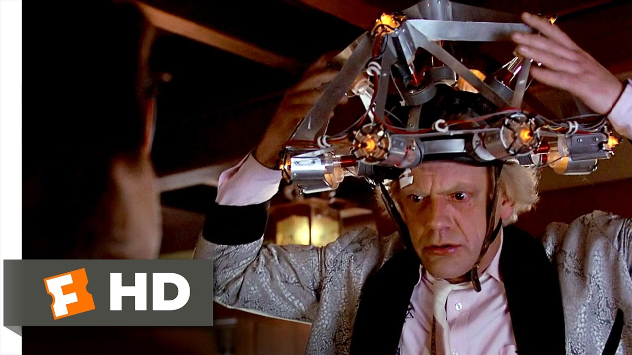 Back to the Future (5/10) Movie CLIP