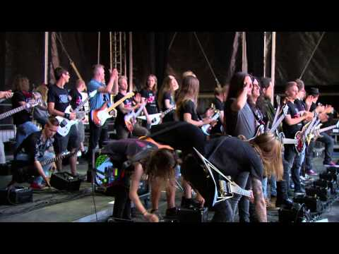 100 Guitars From Hel: Live From Helsinki