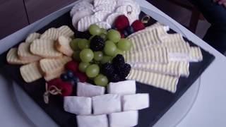 видео: Сырная Тарелка/Плата