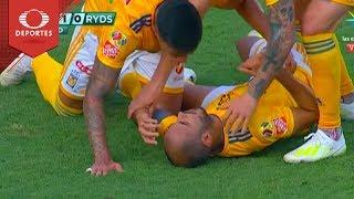 Gol de Guido Pizarro | Tigres 1 - 0 Monterrey | Liga MX - Semifinal | Televisa Deportes