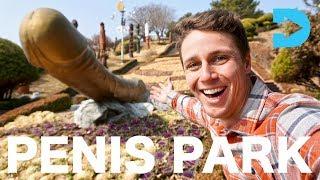 Download Video South Korea's Famous Penis Park - Haesindang Park MP3 3GP MP4