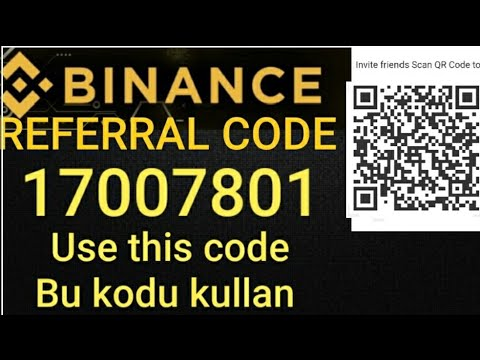 Binance  Referral Code #.Binance Referans Kodu.binance Refferal ID #.Free Pump Signal. #Altcoin. Bi