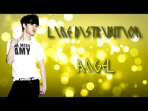 EXO-K - Angel (Into Your World) (Line Distribution)