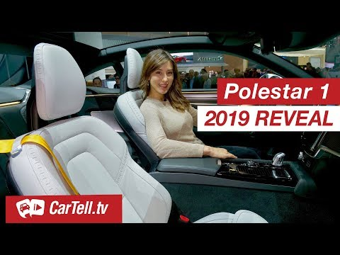 2019 Polestar 1 Preview | Volvo has just levelled up | CarTell.tv