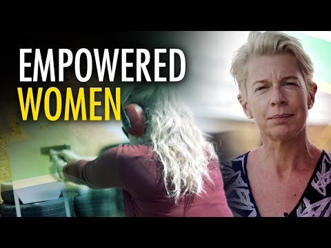 """Katie Hopkins in South Africa: """"Some of the bravest women I have ever met are here"""""""