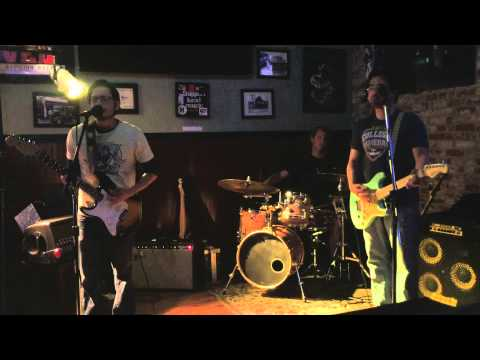 Live at J.Carters- Clocks and Letters