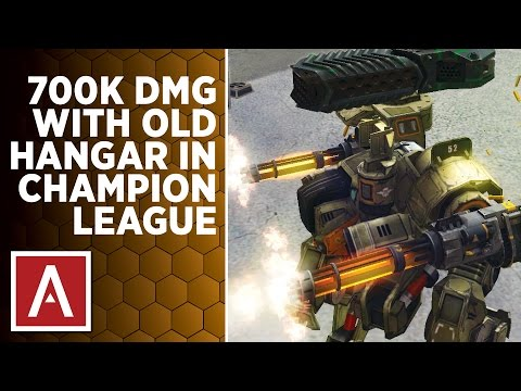 War Robots [WR] Live Stream - Old School Gameplay in Champion League