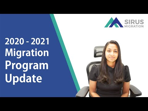 News Updates | New Migration Program Australia 2020 / 2021 (6th October 2020 )