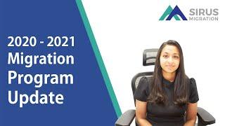 News Updates | New Migration Program Australia 2020 / 2021 (6th October 2020 )