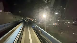 桃園機場第一航廈=第二航廈 接駁電車 Sky Train