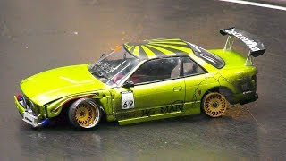 AMAZING RC MODEL DRIFT CARS IN ACTION!! * RC MODEL DOGE VIPER, RC BMW, RC NISSAN