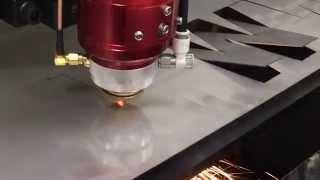 Stainless steel laser cutting, metal CO2 laser cutting machine, laser cutter