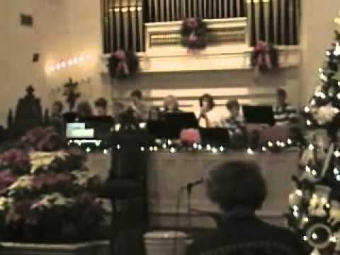 Mrs  Shewmaker's Burgin High School Band December 16 (2007)