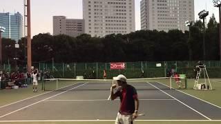 今井慎太郎-早大-VS上杉海斗-慶大- 王座 決勝 2015 thumbnail