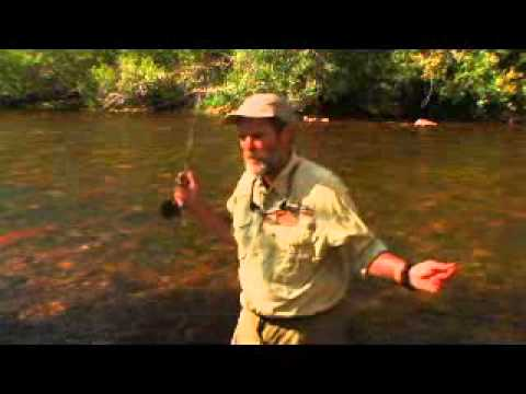 Fly Fishing - Line Management