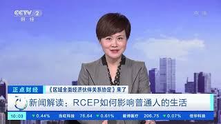 《区域全面经济伙伴关系协定》来了 《区域全面经济伙伴关系协定》15日签署 「财经资讯」 20201116| CCTV财经 - YouTube