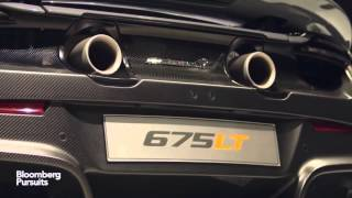 Hands-On With the New McLaren 675LT Supercar