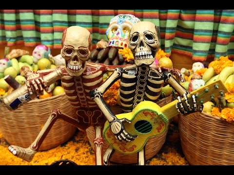 ¿Te visitan tus familiares muertos el 02 de noviembre