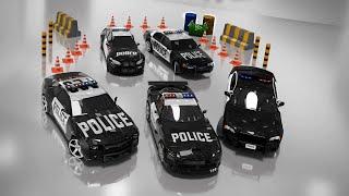Modern Police Car Parking Games: Free Offline Game Android Gameplay screenshot 4