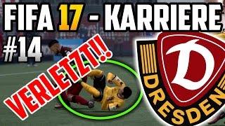 WINTER-TRANSFER?! Schlimme Verletzung! - FIFA 17  Dresden Karriere: Lets Play #14