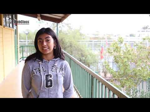 [Testimonio] Antonia Valenzuela Soto, alumna de 8º básico A · Colegio Altas Cumbres de Puente Alto
