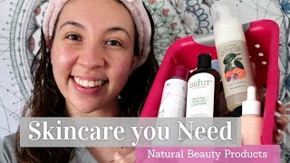 Natural Skincare You Need   Vegan & Cruelty Free