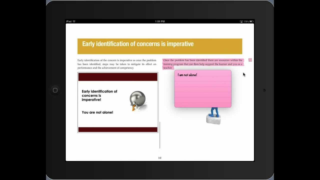 Highlighting And Taking Notes In Ibooks